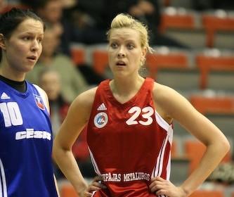 """Viktorija Nazarova: """"Basketbols ir labākais hobijs"""""""