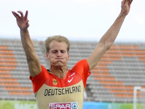 Kristians Reifs aizlec 8,47 m un uzvar