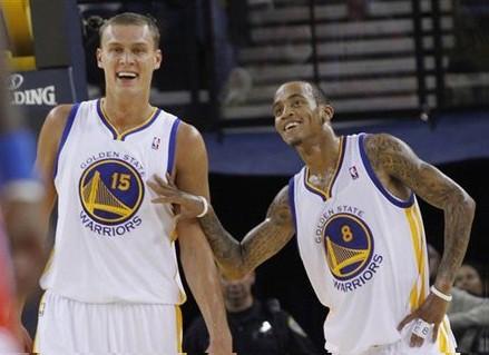 """""""Warriors"""" +40 pret """"Clippers"""", Biedriņam 8+10"""