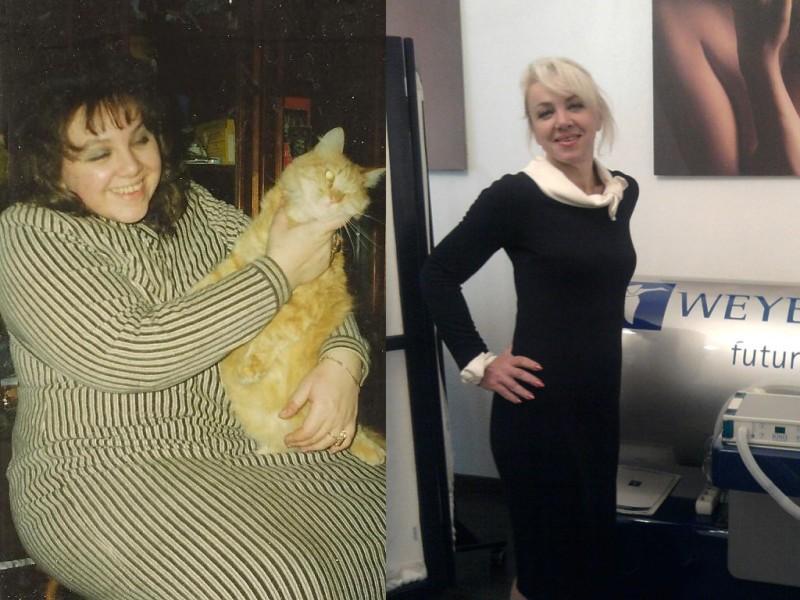Tatjanas brīnumainās pārvērtības jeb kā zaudēt lieko svaru. 2. daļa