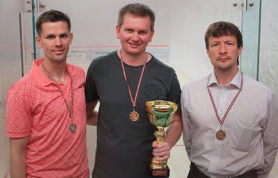 Latvijas čempionātā skvošā noskaidroti čempioni junioriem un senioriem
