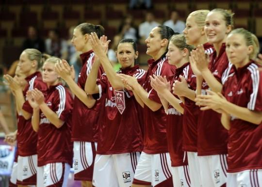 Latvija pret Horvātiju: viss pašu rokās