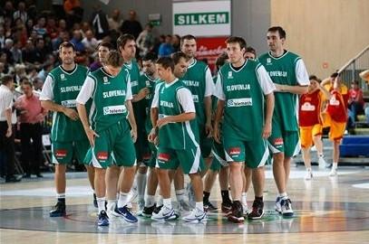 Izlase otrajā pārbaudes spēlē pret Slovēniju