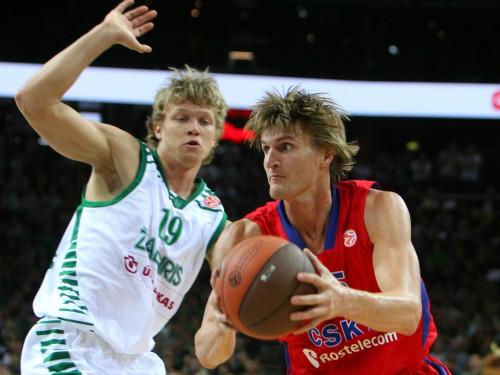 Kiriļenko - Eirolīgas oktobra labākais spēlētājs