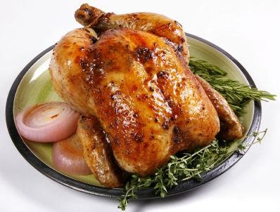 Pildīts vistas cepetis