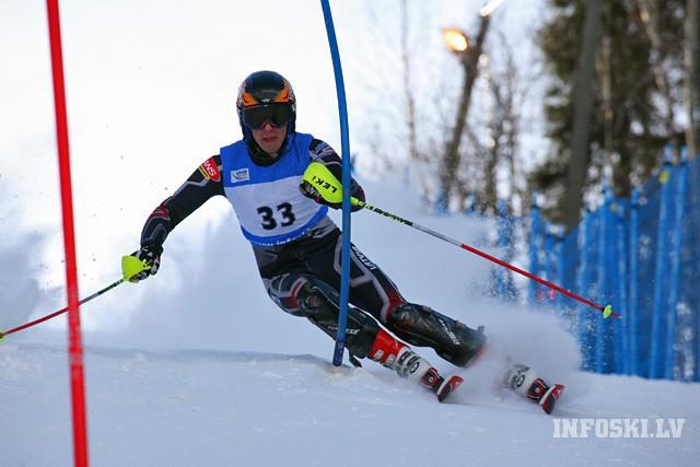 Nākošnedēļ Somijā sākas Baltijas kauss kalnu slēpošanā