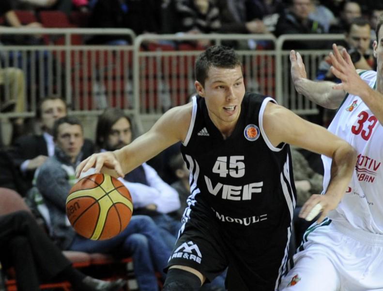 """Dairis Bertāns karjeru turpinās """"Bilbao Basket"""""""