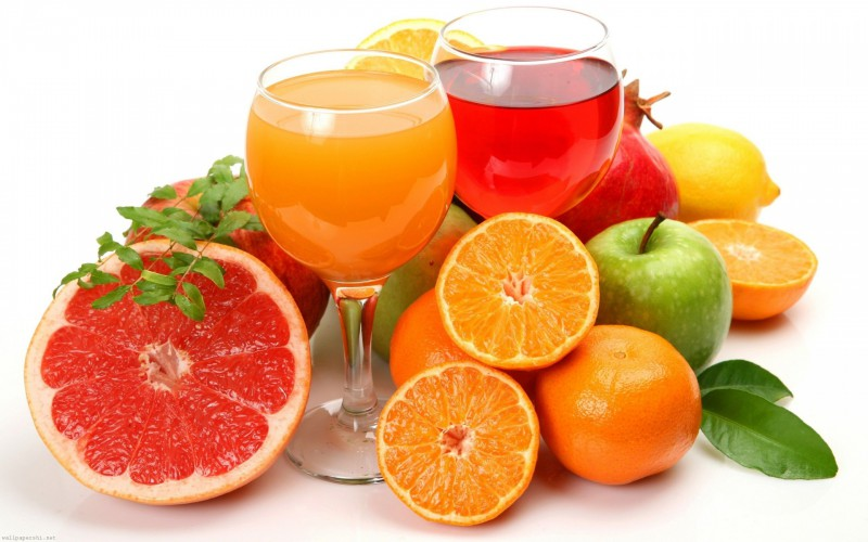 Padomi sulas spiešanai no augļiem un dārzeņiem