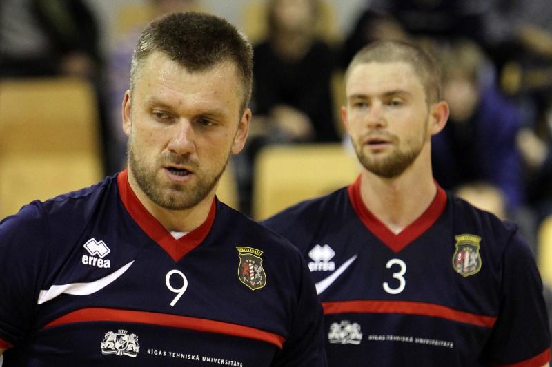 ''RTU/Rozežsardze'' pret ''Selver'' atspēlējas no 0:2, tomēr beigās zaudē
