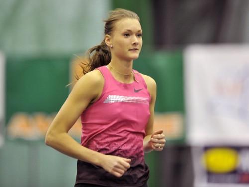 Laura Ikauniece par 33 punktiem labo Latvijas rekordu pieccīņā