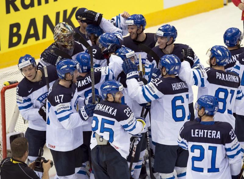 IIHF spēka rangā Somija un Čehija sasniedz rekordaugstas vietas