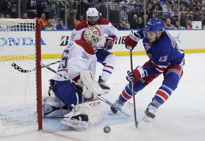 Karsillo diskvalifikācija samazināta, uzbrucējs varēs piedalīties NHL finālā