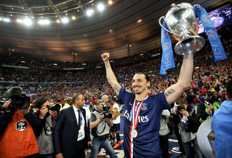 Ibrahimovičs: ''Arī bez Čempionu līgas trofejas mana karjera ir maģiska''