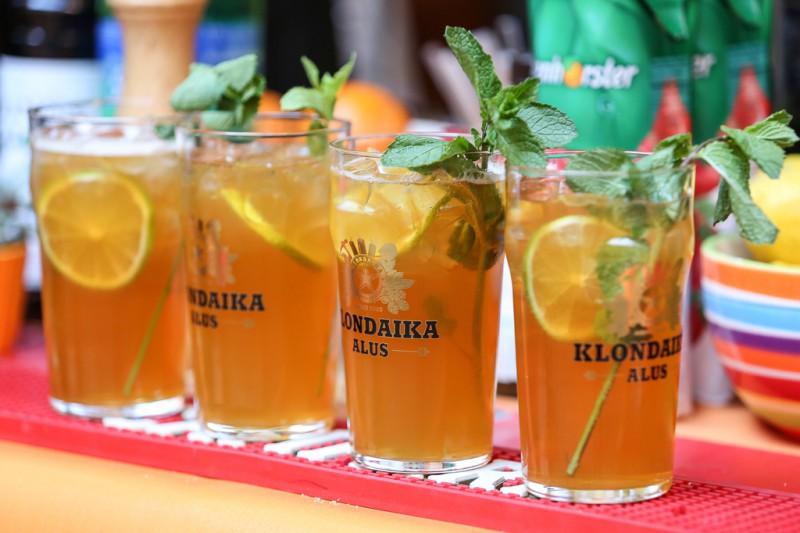3 alus kokteiļu receptes, lai atveldzētos vasaras tveicē