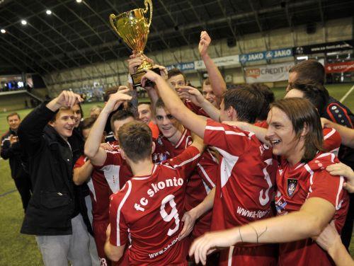 Virslīgas komandas Ziemas kausā cīnīsies par 6000 eiro vērtu godalgu