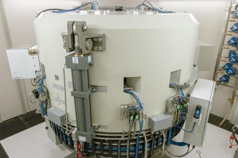 Ciklotrona kompleksa izveide paver Baltijas reģionā jaunas iespējas  onkoloģisko slimību diagnostikā, pētniecībā un ārstniecībā