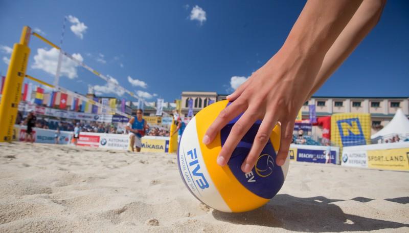 """13. un 14. jūlijā  notiks """"Vasaras tautas kauss pludmales volejbolā"""""""