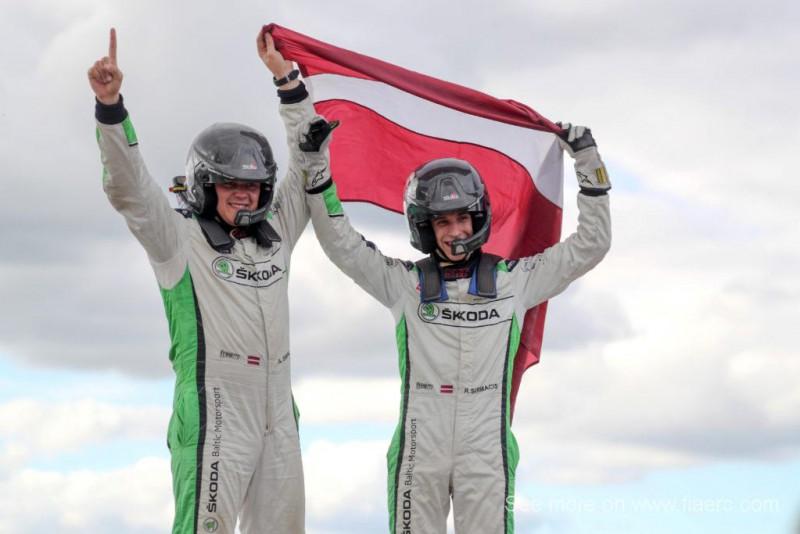 Nepietiekama budžeta dēļ Sirmacis/Šimins nestartēs Zviedrijas WRC rallijā