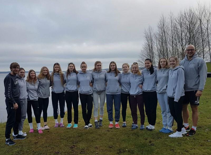 Jaunie volejbolisti dodas uz eksāmenu Ukrainā un Grieķijā (papildināts)