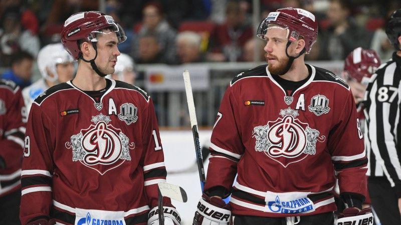 """Rīgas """"Dinamo"""" pirmā mājas spēle 8. septembrī pret """"Sibir"""""""