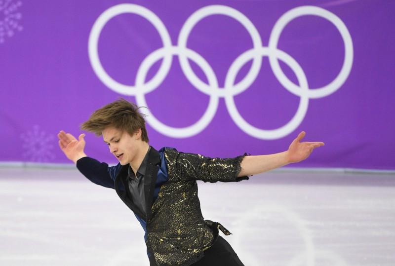 """Vasiļjevs: """"Medaļa - tas ir ļoti banāli, vēlos slidot labāk par visiem"""""""