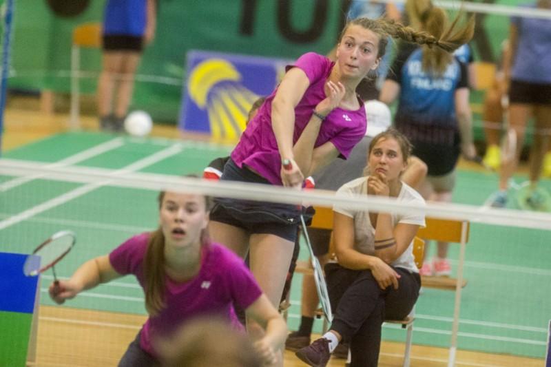 """Svētdien Sportacentrs.com tiešraidē """"Yonex Latvia International"""" izšķirošās spēles"""