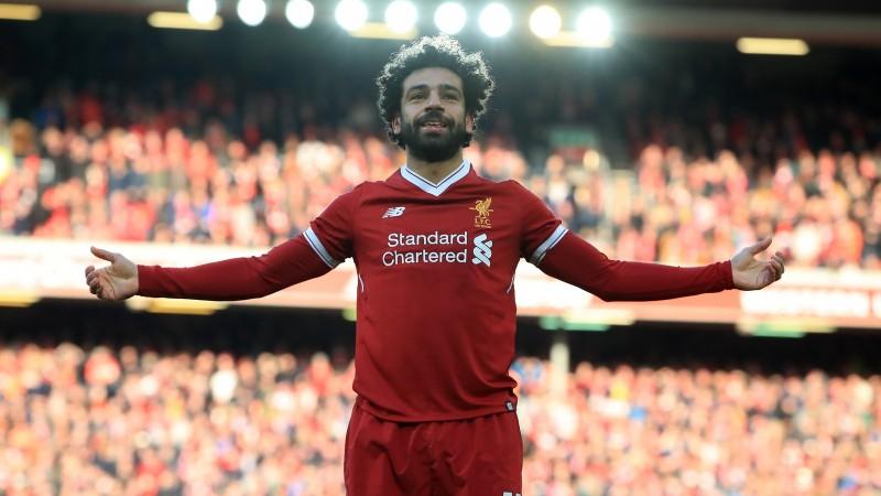 Salāham jauns piecu gadu līgums ar ''Liverpool''