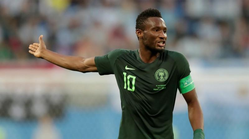 Nigērijas kapteinis Obi Mikels pret Argentīnu spēlēja, zinādams par tēva nolaupīšanu