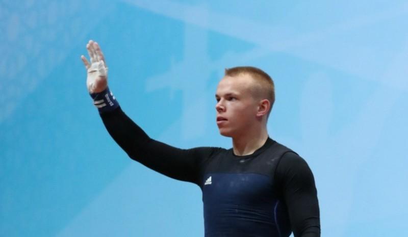 Suharevam pasaules junioru rekords un 11. vieta pasaules čempionātā
