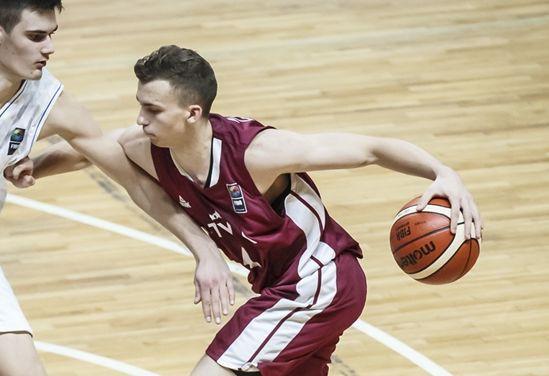 U20 mērķis: medaļas un atgriešanās A divīzijā. Pirmā spēle pret Maķedoniju