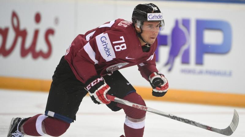 Oficiāli: Dzierkals atgriežas Latvijā un pievienojas ''Dinamo''