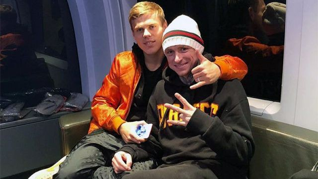 Kokorins un Mamajevs pavadījuši nakti apcietinājumā, kā arī atzinuši savu vainu