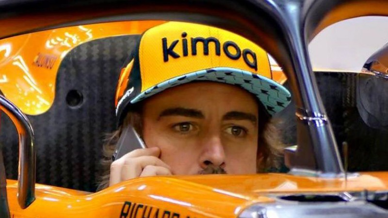 """Alonso atgriezīsies """"McLaren"""" sastāvā?"""