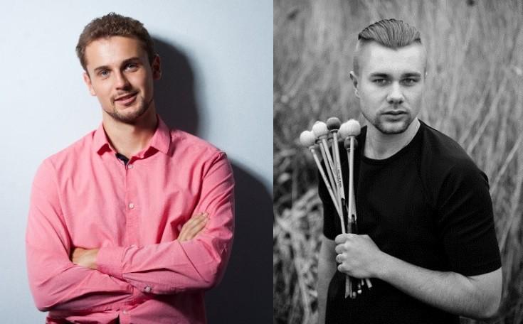 Sestdien sitaminstrumentu virtuozi - Juris Āzers un Guntars Freibergs atklās 17. Jaunās mūzikas festivālu ARĒNA