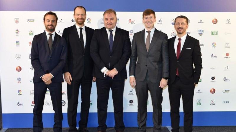 Futbola virslīga kļūst par Eiropas Futbola līgu asociācijas biedru