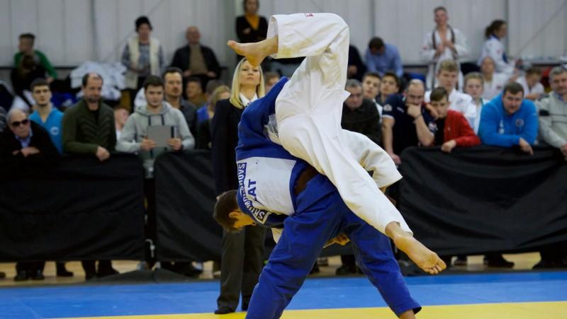 Džudists Skomorohovs izcīna bronzu Eiropas kausa posmā kadetiem