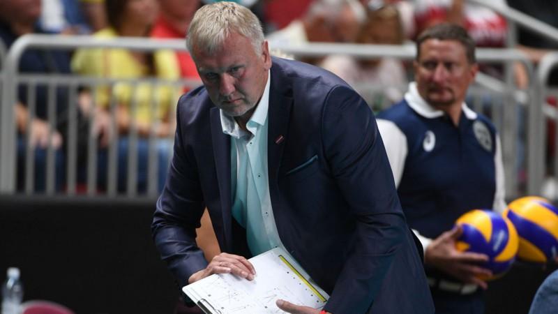 Sportacentrs.com TV: volejbolisti pie Latvijas izlases trenera un uzlecošās zvaigznes Ozoliņa