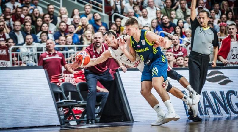 Slovēnija pirms spēles pret Latviju meklē līderus, enerģiju un cieņu fanu acīs