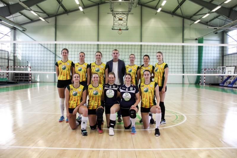 Latvijas kausam volejbolā būs jaunas īpašnieces
