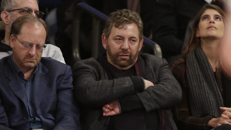 ''Knicks'' īpašnieks neizslēdz iespēju pārdot komandu