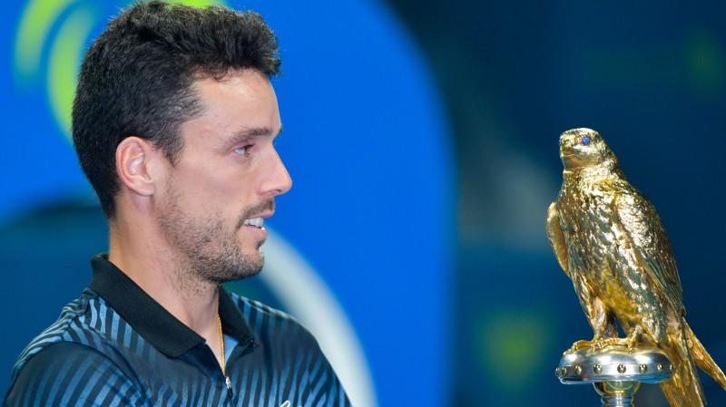 """Dohas titulu iegūst Bautista Aguts, """"garākajā"""" ATP finālā uzvar Andersons"""
