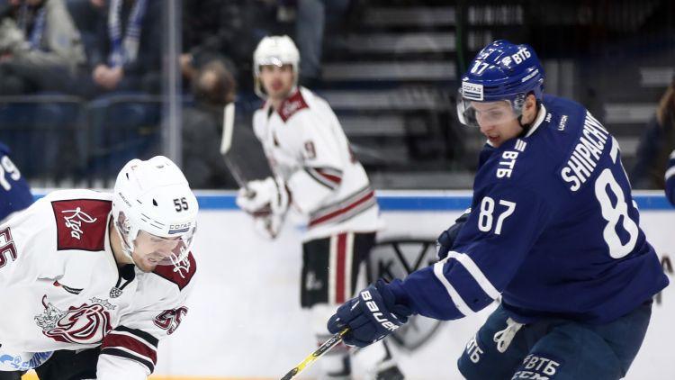 KHL Zvaigžņu spēlē papildus Videlam vēl piecas izmaiņas sastāvos