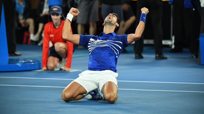 """Džokovičs: """"Pirms gada trīs """"Grand Slam"""" tituli pēc kārtas šķistu maz ticami"""""""