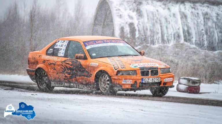 Noslēgusies ''Kurzemes ziemas kauss 2019'' otrā sezona (+video)