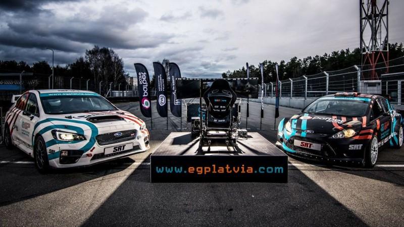 Latvijā norisināsies E-Autosporta čempionāti rallijā un rallijkrosā