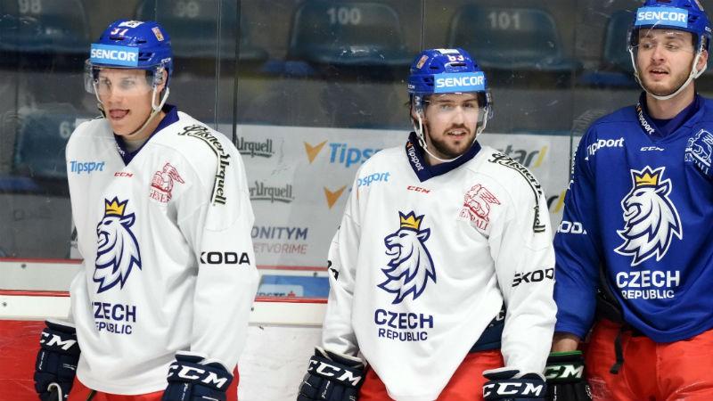 Čehija gatavošanos pasaules čempionātam sāk ar uzvaru pār Austriju