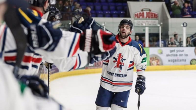 Lielbritānijas hokejisti pārbaudes turnīru noslēdz ar uzvaru pār Ungāriju