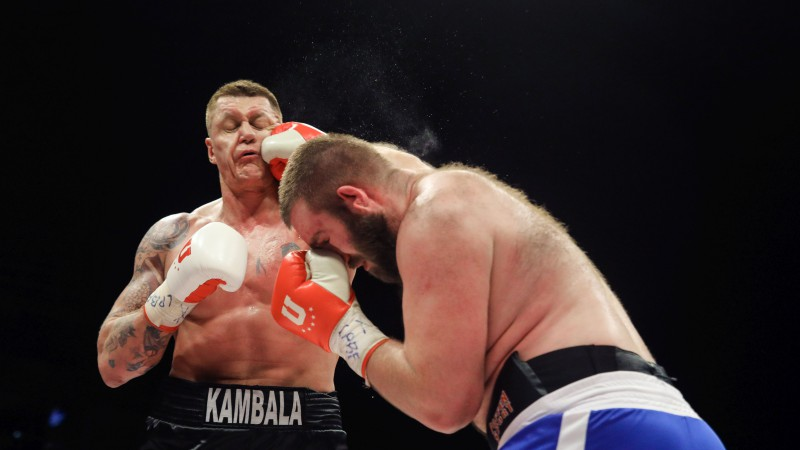 Kambala nākamajā cīņā tiksies ar allaž zaudējušu ukraini