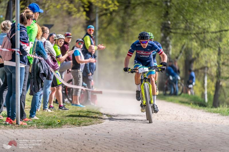 """""""DTG – MySport"""" turpina savu dominanci arī Latvijas valsts mežu MTB maratona 1. posmā"""