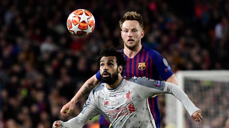 """Oficiāli: """"Liverpool"""" pret """"Barcelona"""" nevarēs palīdzēt arī uzbrukuma līderis Salāhs"""